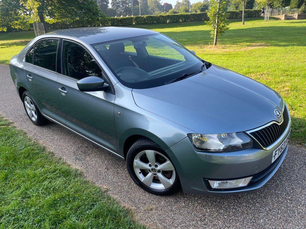 SKODA Rapid Hatchback 1.6 TDI SE 5dr