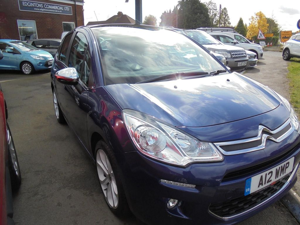 Citroen C3 Hatchback 1.2 PureTech Selection 5dr