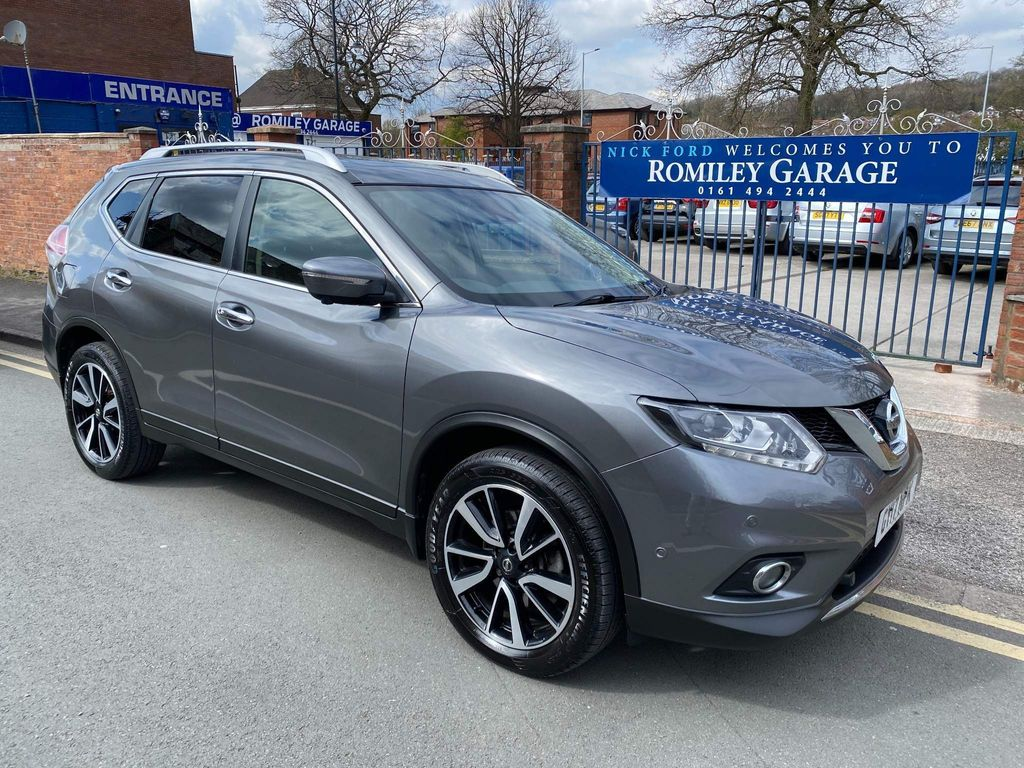 Nissan X-Trail SUV 2.0 dCi Tekna XTRON 4WD (s/s) 5dr