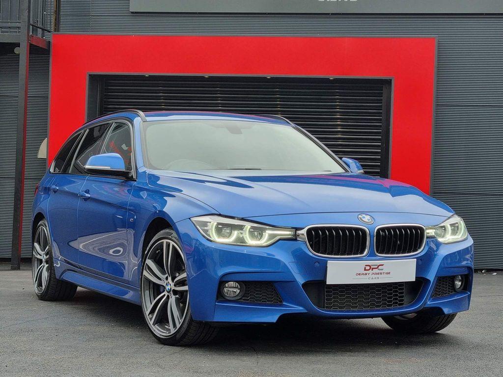 BMW 3 Series Estate 2.0 320i M Sport Touring Auto xDrive (s/s) 5dr