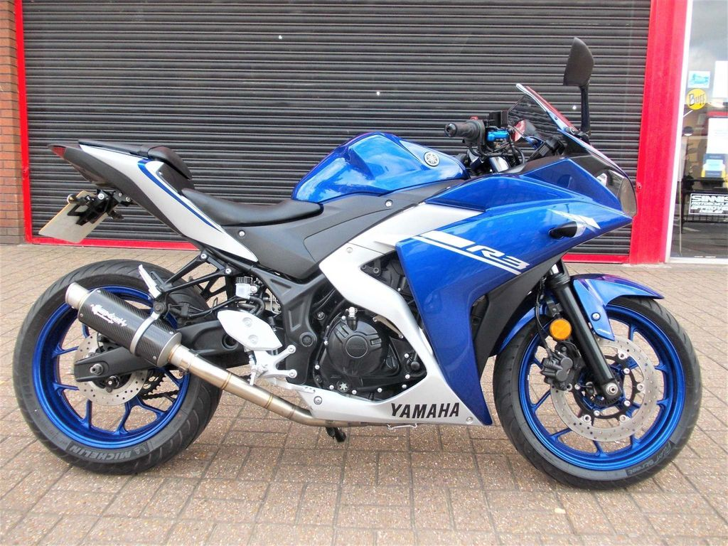 Yamaha R3 Super Sports 300 ABS Super Sports