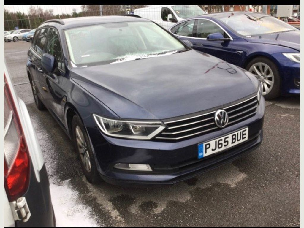 Volkswagen Passat Estate 2.0 TDI BlueMotion Tech S (s/s) 5dr