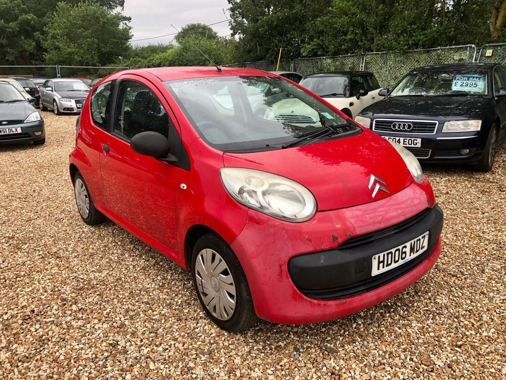 Citroen C1 Hatchback 1.0 i Airplay 3dr