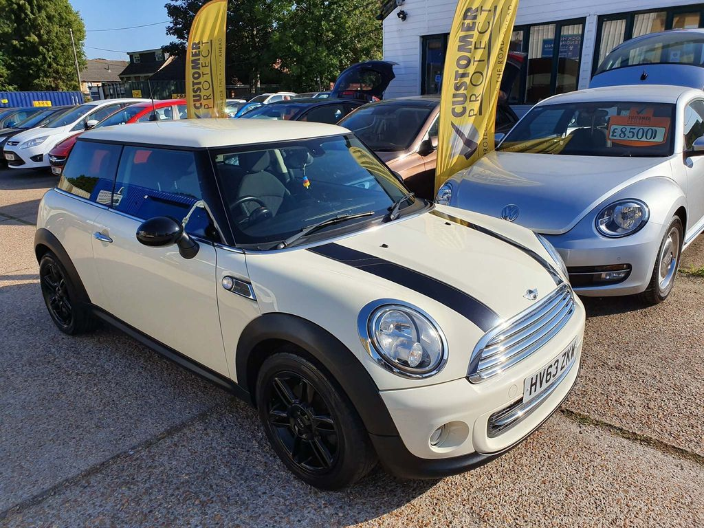 MINI Hatch Hatchback 1.6 Cooper Baker Street 3dr