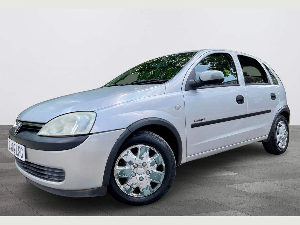 Vauxhall Corsa Hatchback 1.2 i 16v Comfort 5dr