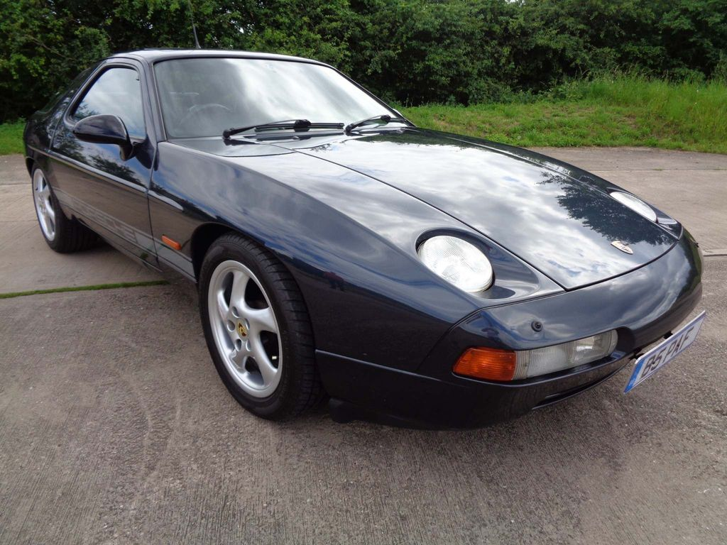 Porsche 928 Coupe 5.0 S Series 4 2dr