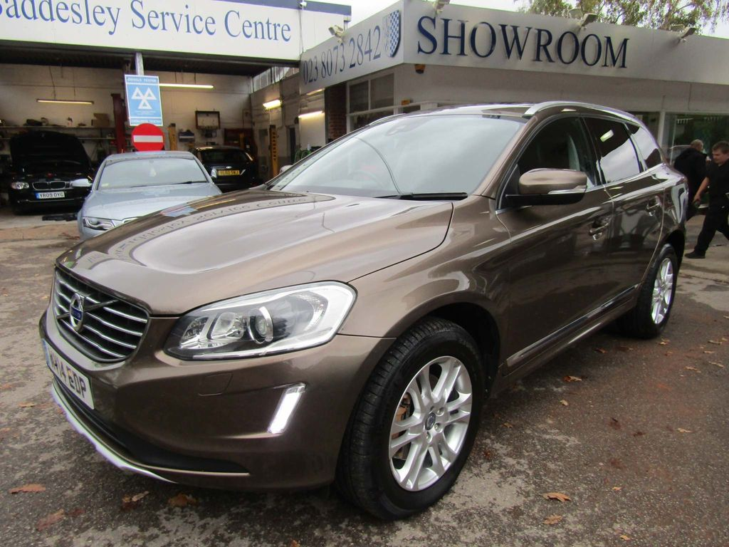 Volvo XC60 SUV 2.0 D4 SE Lux Geartronic (s/s) 5dr