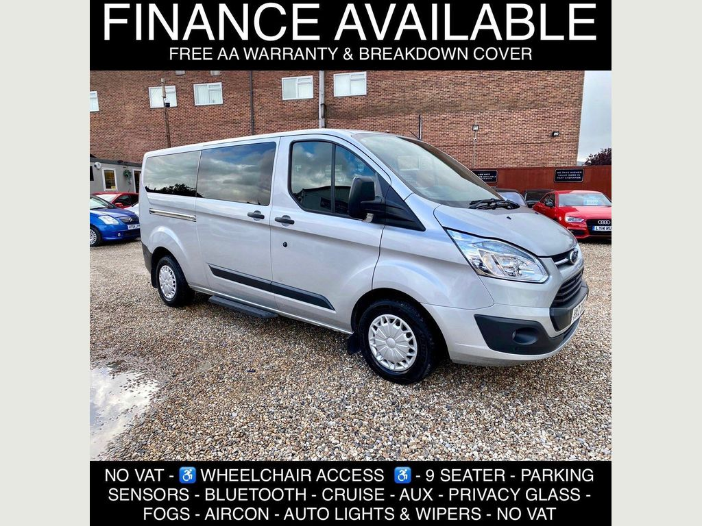Ford Transit Custom Other 2.2 TDCi 310 Trend Kombi L2 H1 5dr (9 Seats)