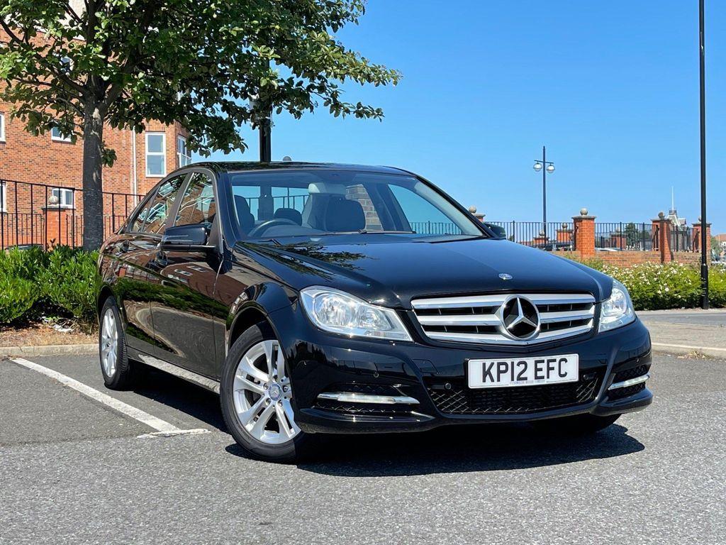 Mercedes-Benz C Class Saloon 1.6 C180 BlueEFFICIENCY SE (Executive) 7G-Tronic Plus 4dr