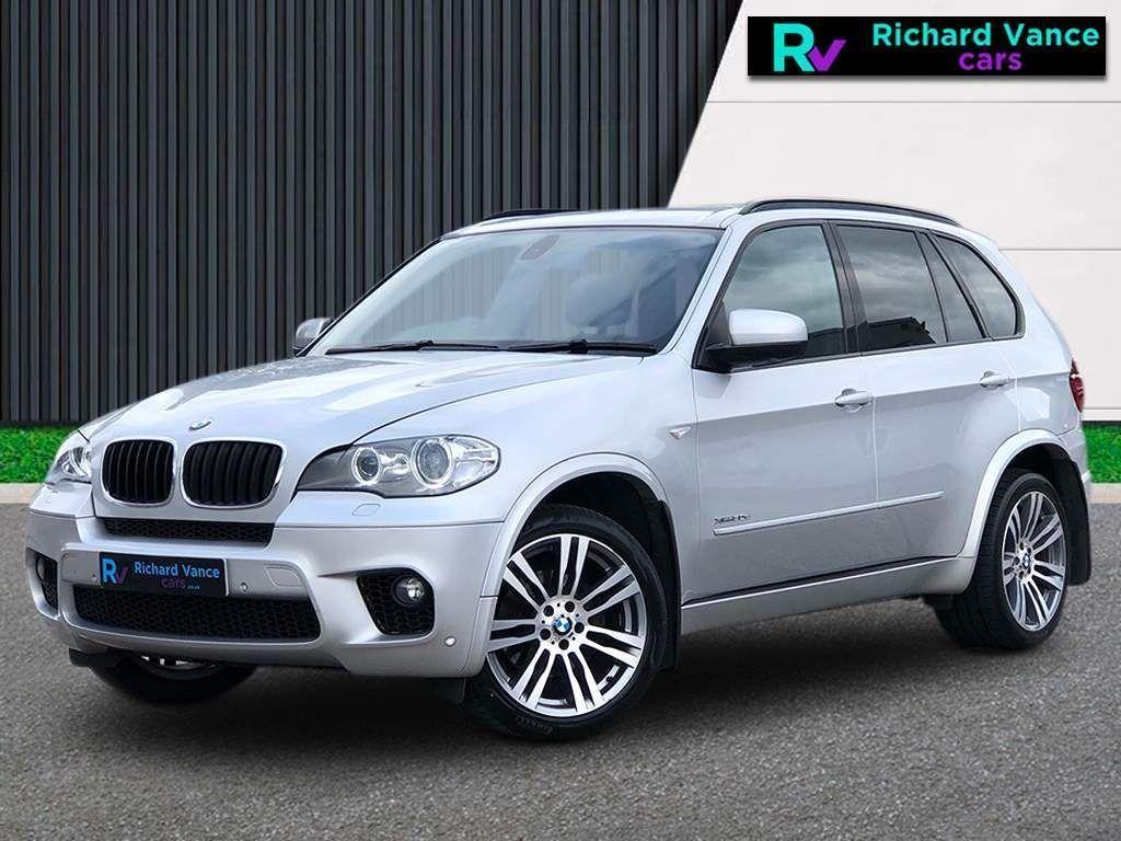 BMW X5 SUV 3.0 30d M Sport SUV Diesel Auto 7 SEATS