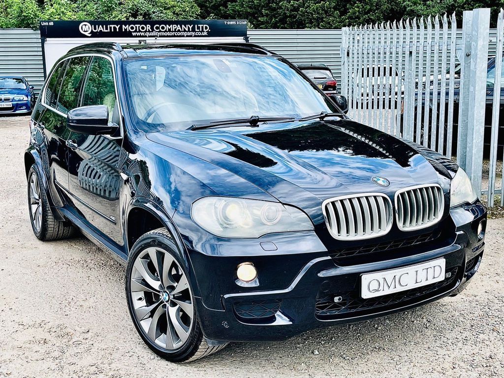 BMW X5 SUV 4.8i V8 M Sport Auto 4WD 5dr