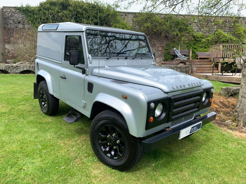 Land Rover Defender 90 SUV 2.4 TDi County Hard Top 3dr