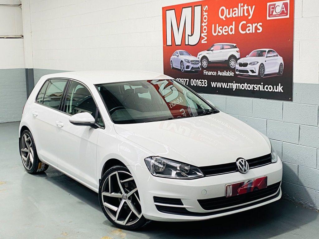 Volkswagen Golf Hatchback 1.6 TDI SE (s/s) 5dr