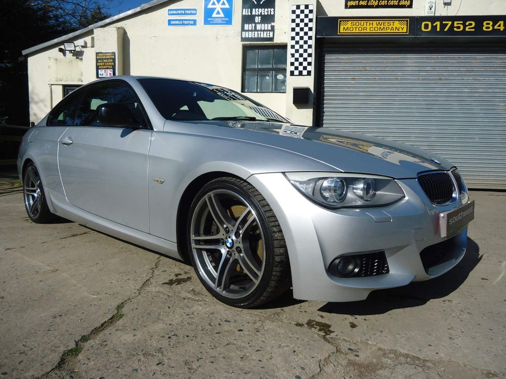 BMW 3 Series Coupe 3.0 335i Sport Plus Edition DCT 2dr