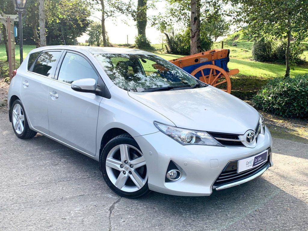 Toyota Auris Hatchback 1.6 V-Matic Excel 5dr