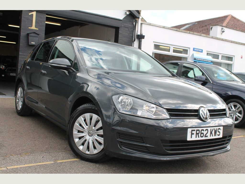 Volkswagen Golf Hatchback 1.4 TSI BlueMotion Tech S DSG (s/s) 5dr