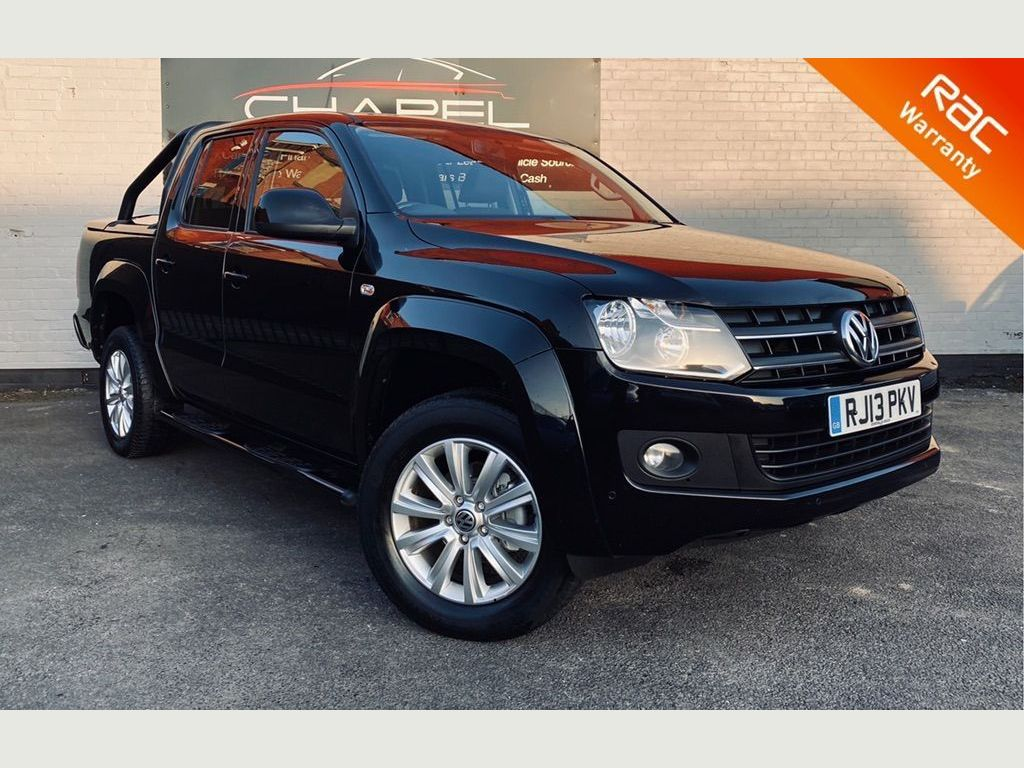 Volkswagen Amarok Pickup 2.0 BiTDI BlueMotion Tech Edition Per Pickup 4MOTION 4dr