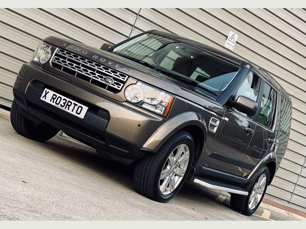 Land Rover Discovery 4 SUV 3.0 SD V6 GS 4X4 5dr
