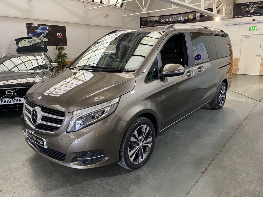 Mercedes-Benz V Class MPV 2.2 V250d Sport G-Tronic+ LWB EU6 (s/s) 5dr 8 Seat LWB
