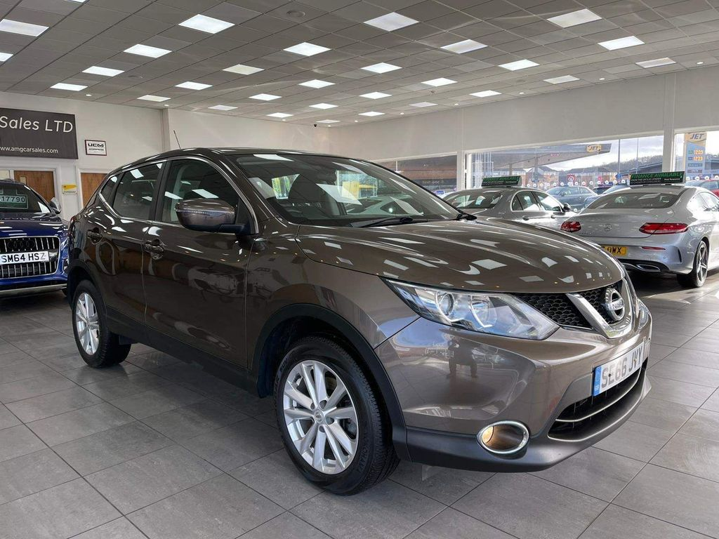 Nissan Qashqai SUV 1.5 dCi Acenta (Tech Pack) 5dr