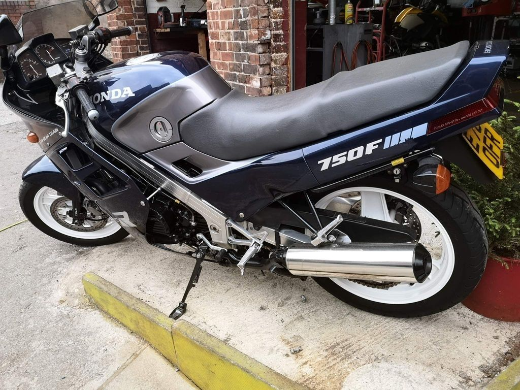 Honda VF750 Custom Cruiser 750 C-P
