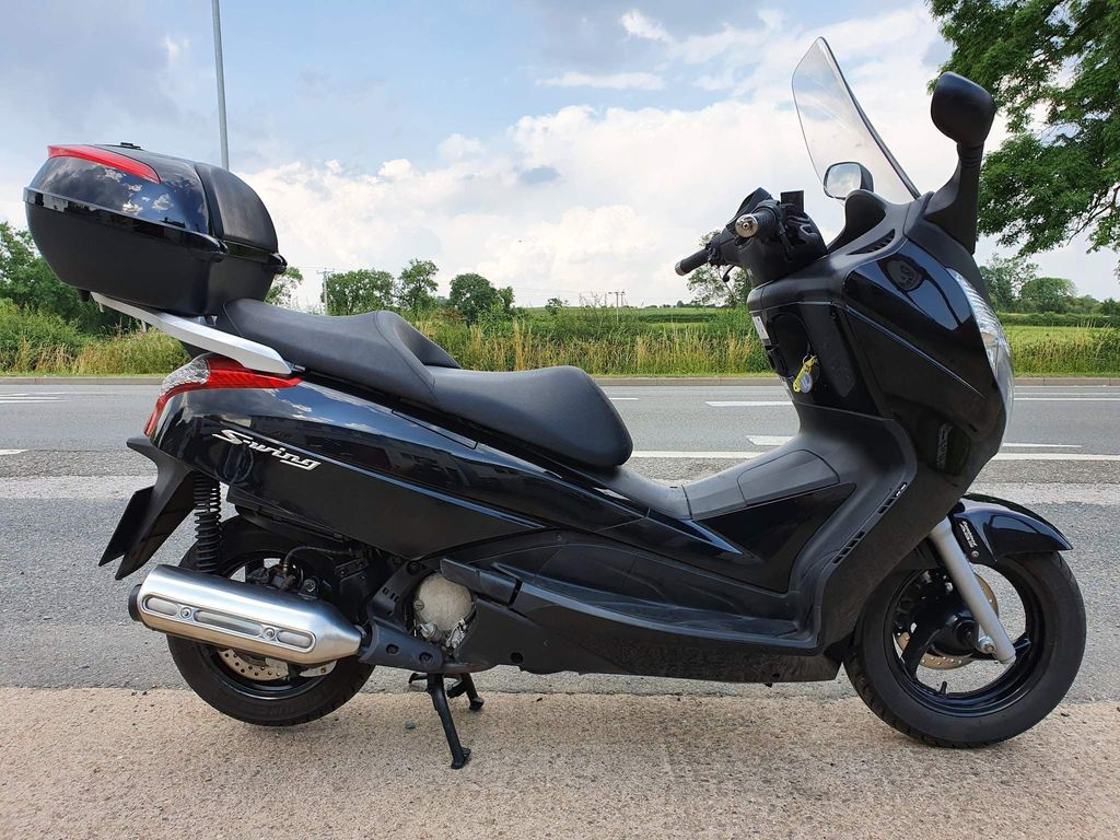 Honda FES125 Scooter 125 S-Wing