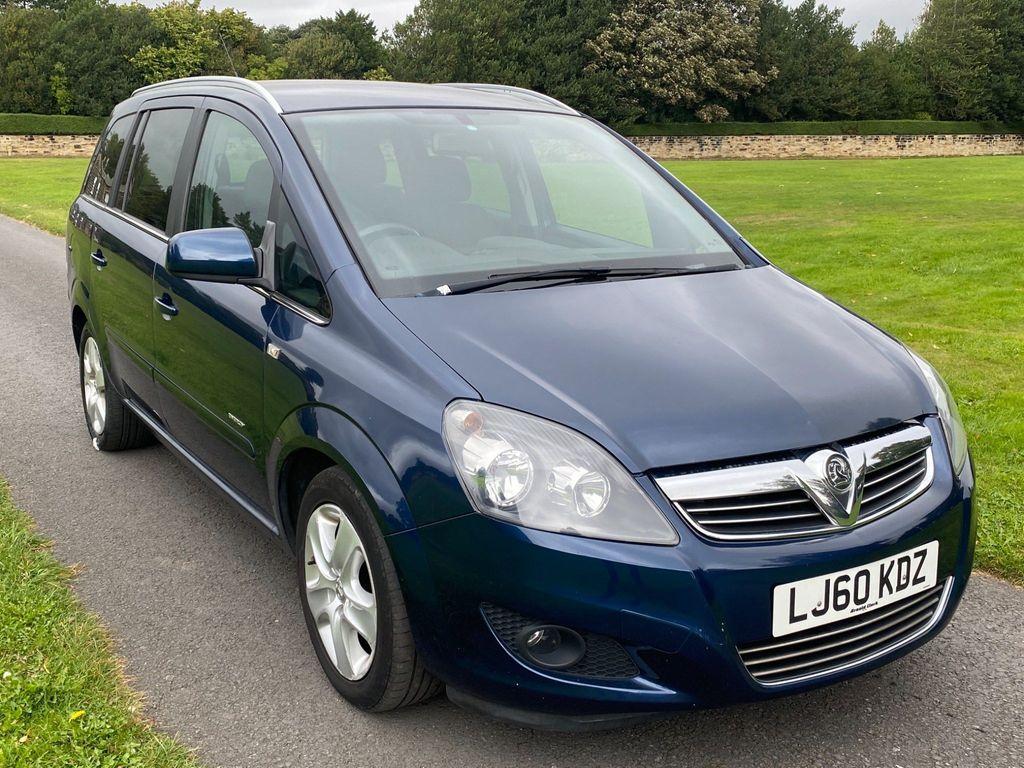 Vauxhall Zafira MPV 1.7 CDTi ecoFLEX Energy 5dr