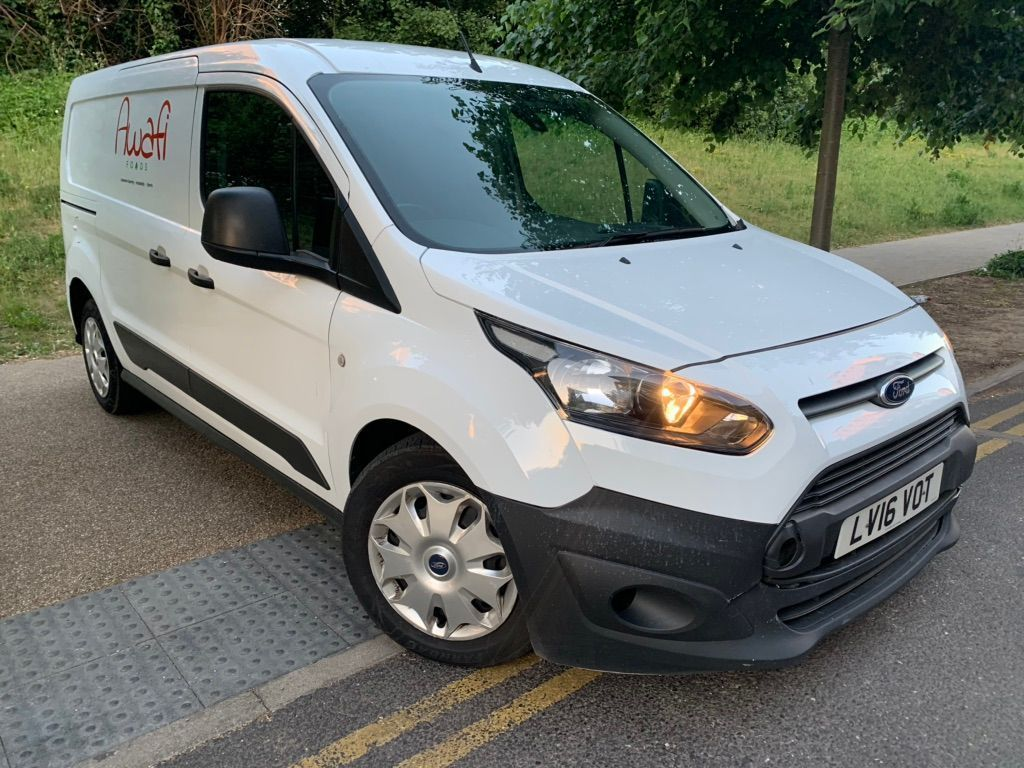 Ford Transit Connect Panel Van 1.5 TDCi 240 Trend Powershift L2 5dr