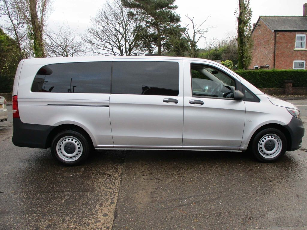 Mercedes-Benz Vito Other 2.1 CDi 114 L3 PRO Tourer 7G-Tronic RWD 5dr