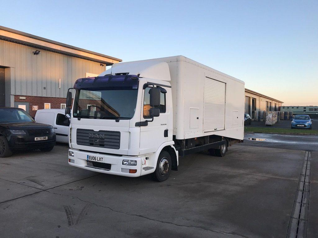 MAN TGL Vehicle Transporter 8.180 4X2 BL DAY