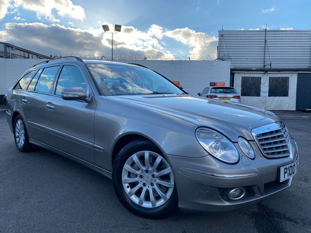 Mercedes-Benz E Class Estate 3.5 E350 Elegance G-Tronic 5dr