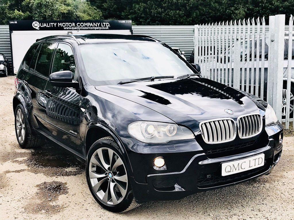 BMW X5 SUV 4.8 48i M Sport xDrive 5dr
