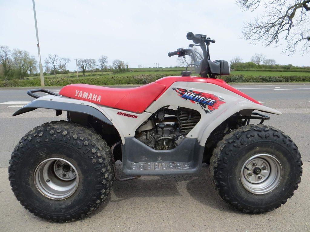 Yamaha Breeze Quad/ATV 125 Breeze