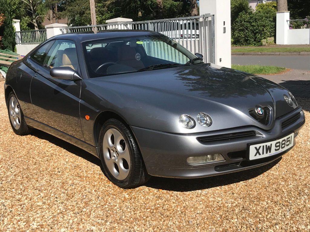Alfa Romeo GTV Coupe 2.0 T.Spark 16v Turismo 2dr