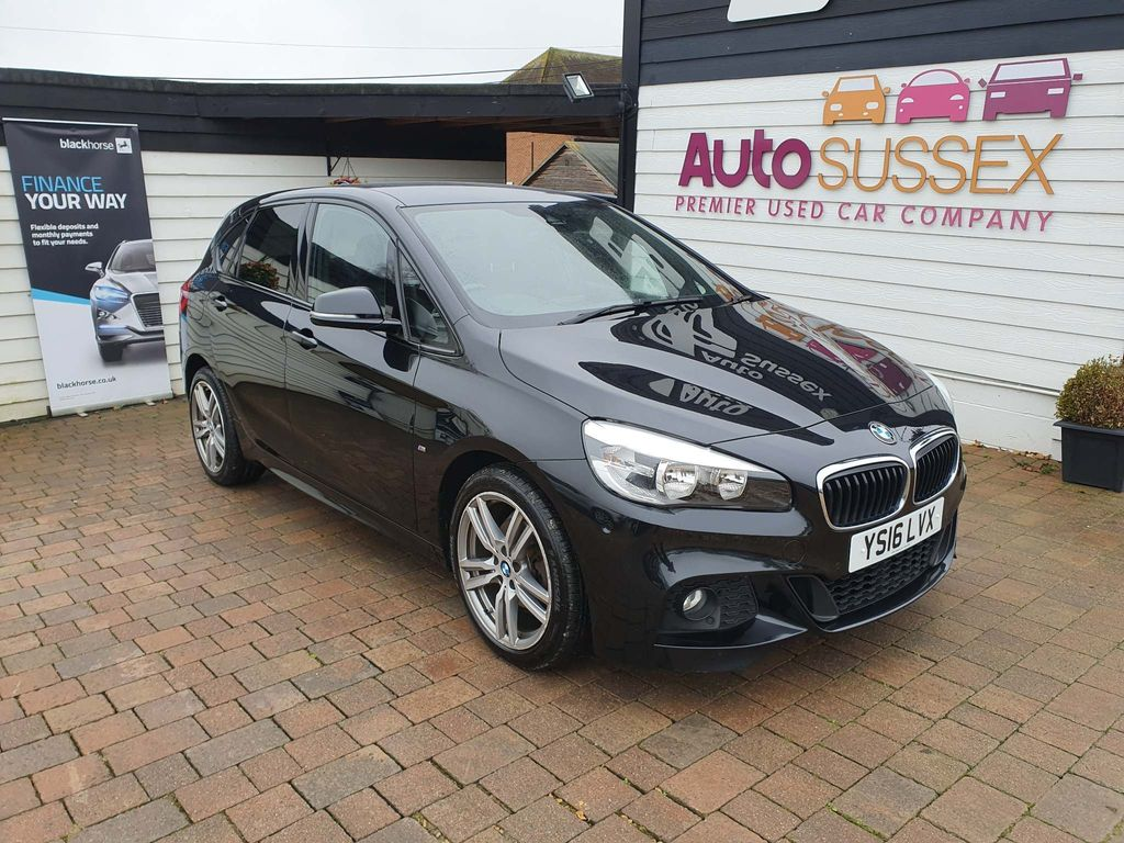 BMW 2 Series Active Tourer MPV 2.0 218d M Sport Active Tourer (s/s) 5dr