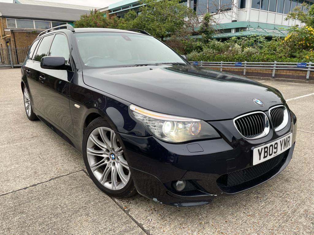 BMW 5 Series Estate 3.0 525d M Sport Business Edition Touring 5dr