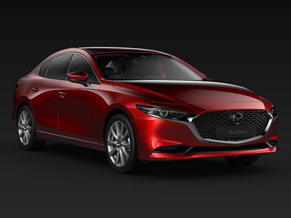 Mazda Mazda3 Saloon 2.0 SKYACTIV-X MHEV GT Sport (s/s) 4dr