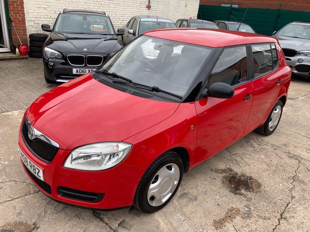 SKODA Fabia Hatchback 1.2 HTP 12V 1 5dr