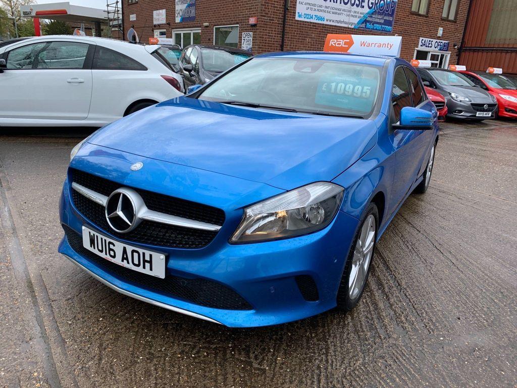 Mercedes-Benz A Class Hatchback 2.1 A200d Sport (Executive) (s/s) 5dr