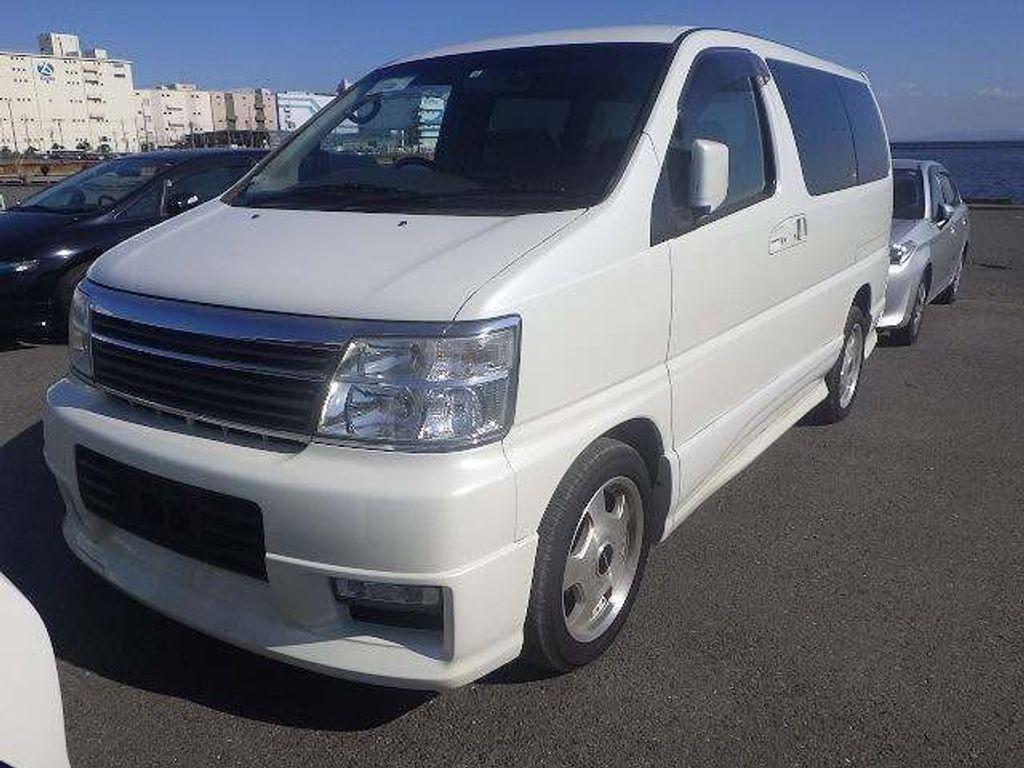 Nissan Elgrand MPV Low mileage Elgrand 3500cc 8 seater