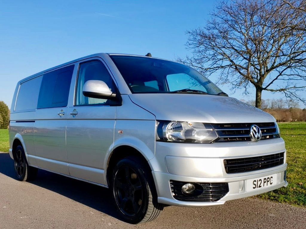 Volkswagen Transporter Other 2.5 TDI PD T32 Window Van 4dr (LWB)