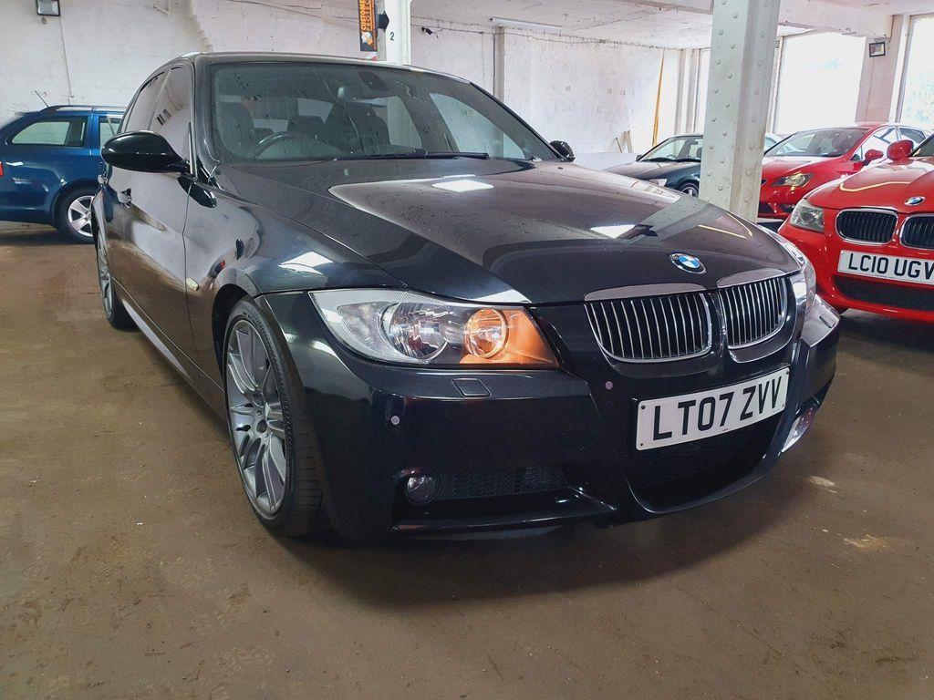 BMW 3 Series Saloon 3.0 335d M Sport 4dr