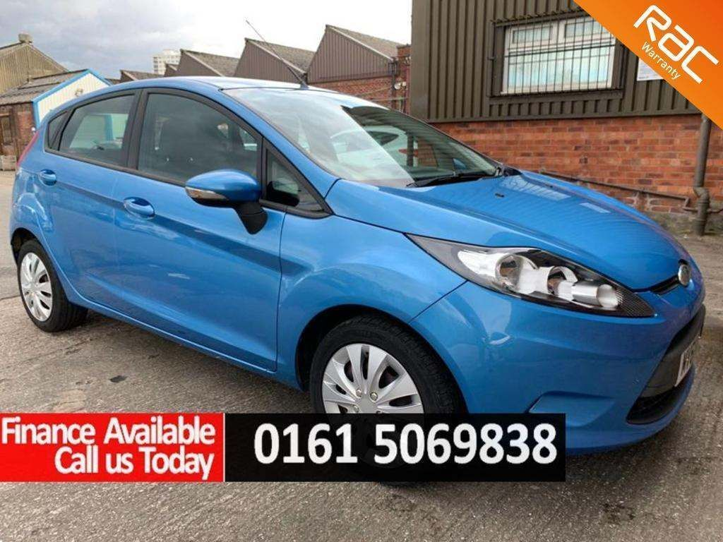 Ford Fiesta Hatchback 1.4 Edge 5dr