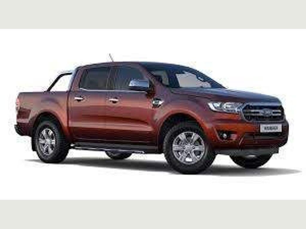 Ford Ranger Pickup ** NO VAT ** LIMITED + HIGH SPEC 2.0