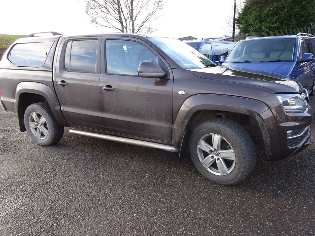 Volkswagen Amarok Pickup 3.0 TDI V6 BlueMotion Tech Highline Auto 4Motion 4dr