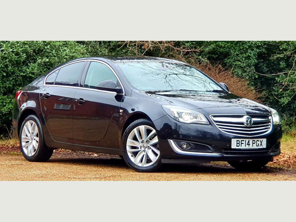 Vauxhall Insignia Hatchback 2.0 CDTi Elite Nav Auto 5dr