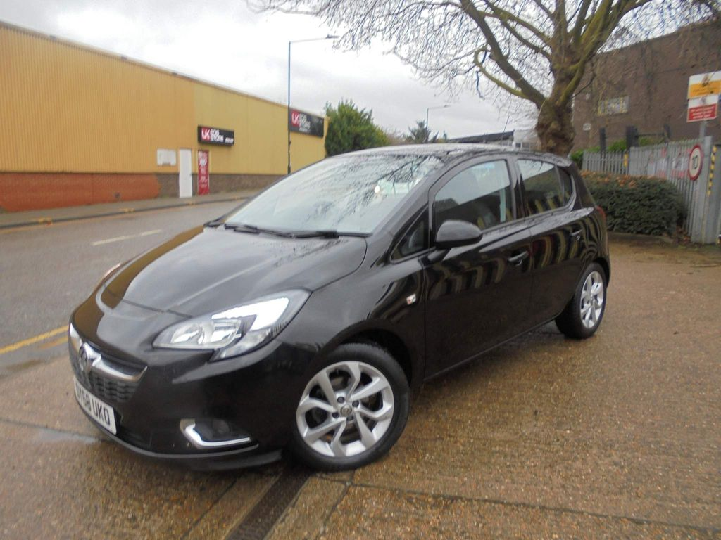 Vauxhall Corsa Hatchback 1.4i ecoTEC SRi Nav Auto 5dr