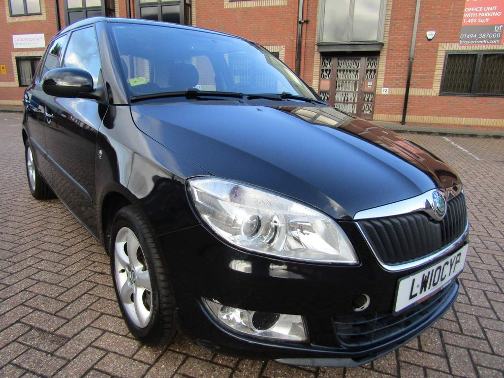 SKODA Fabia Unlisted 1.2 TSi 5 DR PETROL 5 SPEED MANUAL