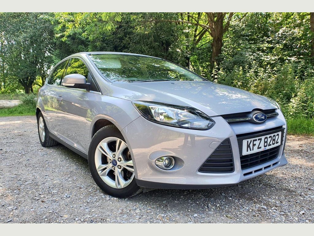 Ford Focus Hatchback 2.0 TDCi Zetec 5dr