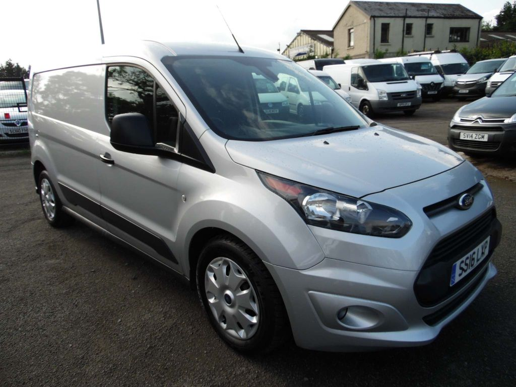 Ford Transit Connect Panel Van 1.5 TDCi 210 L2 Trend 5dr